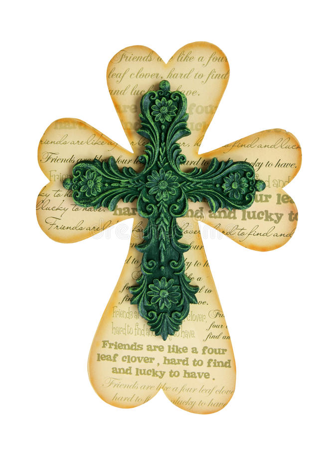 Download Saint Patricks Cross stock image. Image of color, holiday - 19104241