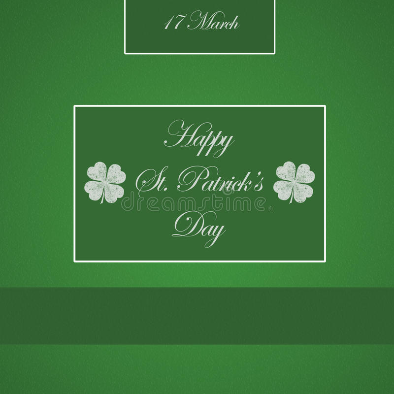 Saint Patricks Day vector illustration