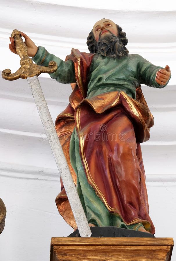 Saint Paul immagini stock libere da diritti