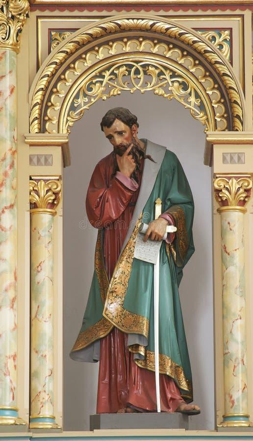 Saint Paul photos libres de droits