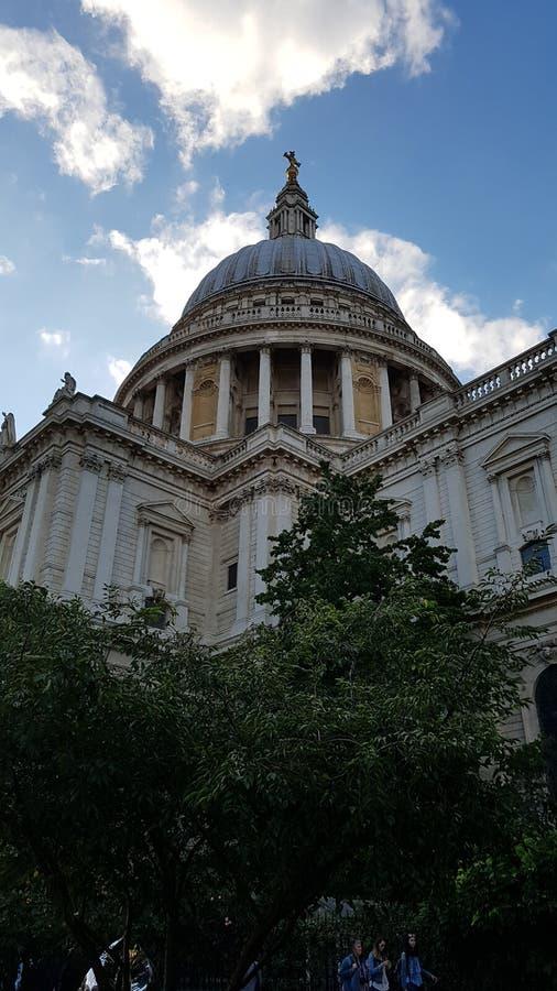 Saint Paul & x27; catedral de s imagem de stock royalty free