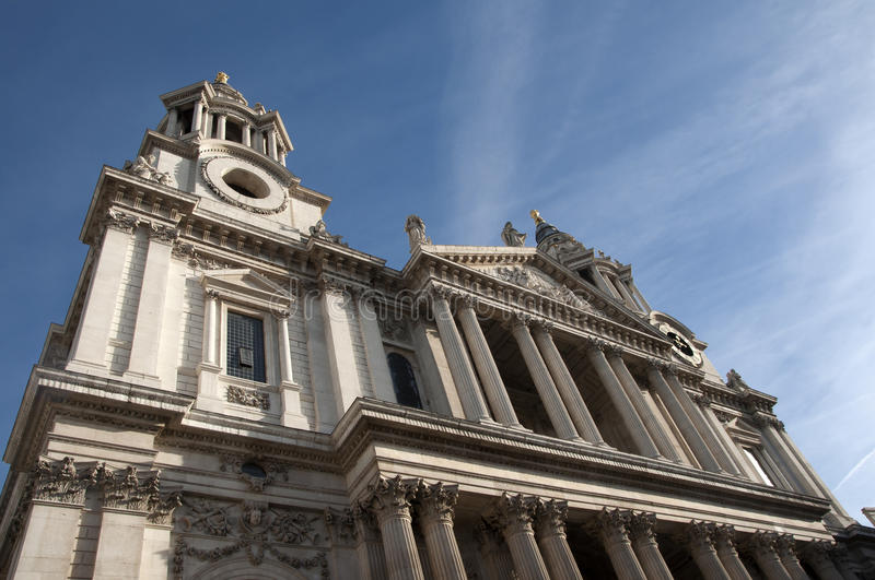 Download Saint Paul Cathedral stock photo. Image of engineer, mass - 28437138