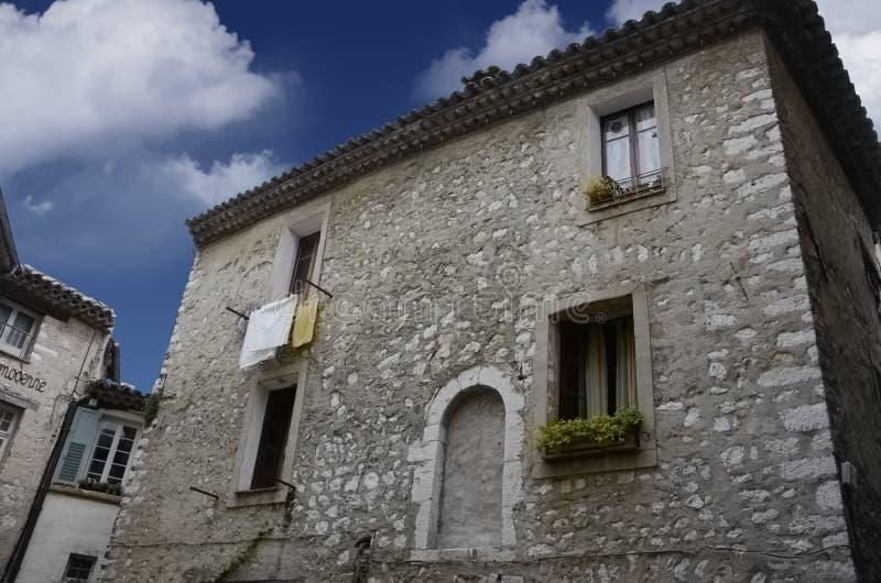 Saint Paul De Vence, Francja obrazy stock