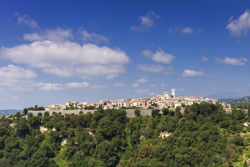 Saint Paul de Vence, Provence fotos de stock
