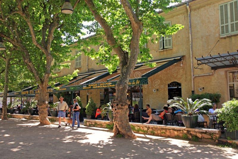 Saint paul de vence provence france editorial stock - Saint paul de vence office du tourisme ...