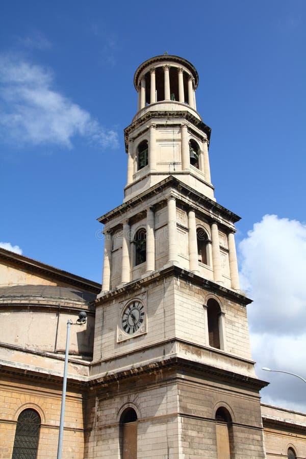 Saint Paul fuori delle pareti immagine stock