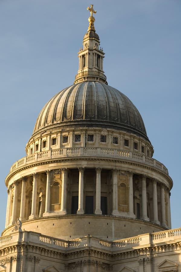 Saint Paul - Londra immagine stock libera da diritti