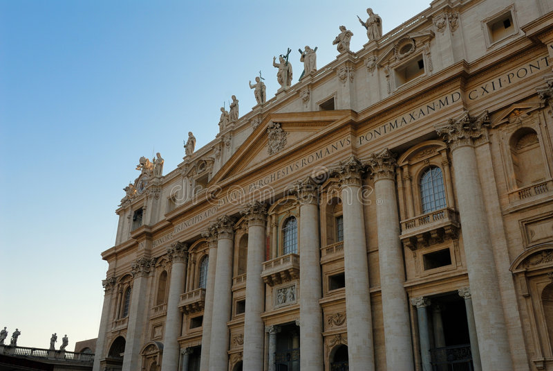 Saint Peter image libre de droits