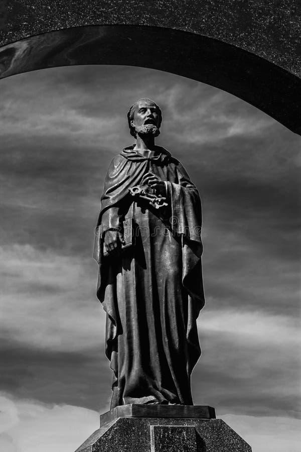 Saint Peter lizenzfreies stockfoto