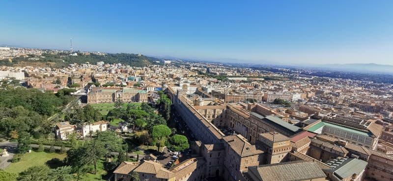 Saint Peter's Basilica in Vatican city Rome Italy. Peters stock image