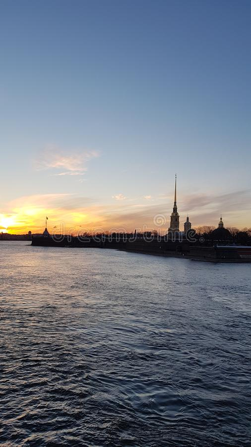 Saint-Peterburg fotografia de stock
