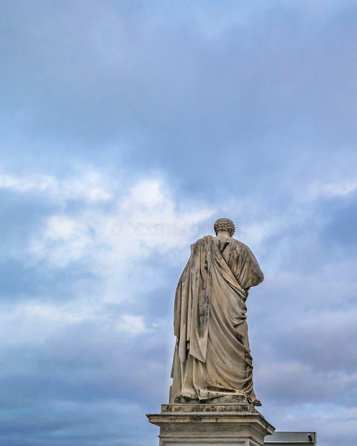 Saint Peters Basilica Exterior Detail View royalty free stock photos