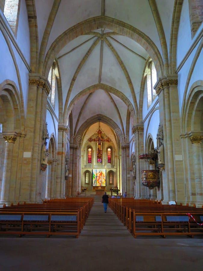 Saint Peters Cathedral, Osnabrück photographie stock