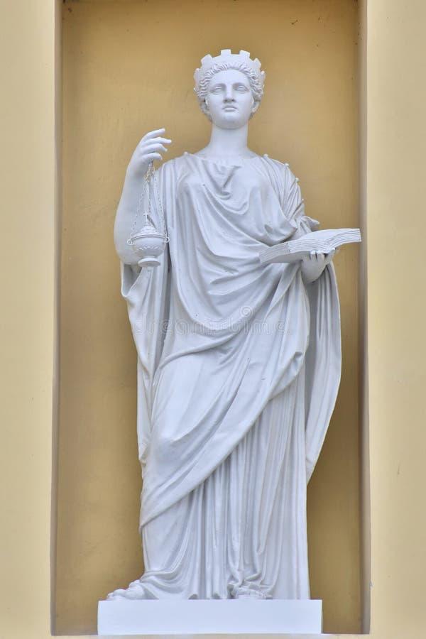 saint petersburg obraz royalty free