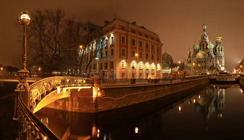 Download Saint-Petersburg,Griboyedov Channel Royalty Free Stock Image - Image: 26103996