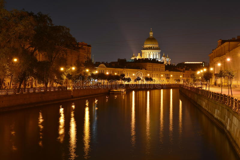 Download Saint Petersburg, Moika River Royalty Free Stock Images - Image: 26267209