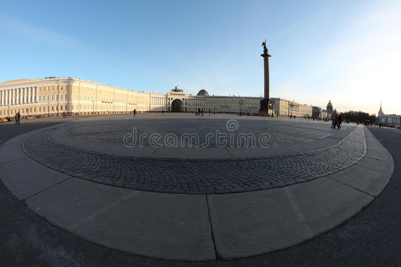 Saint Petersburg palace square hermitage winter palace royalty free stock images