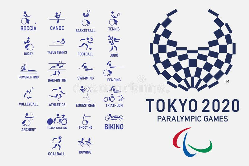 Paralympic Stock Illustrations – 1,029 Paralympic Stock Illustrations,  Vectors & Clipart - Dreamstime