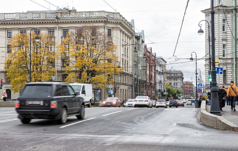 Saint-Petersburg royalty free stock photography