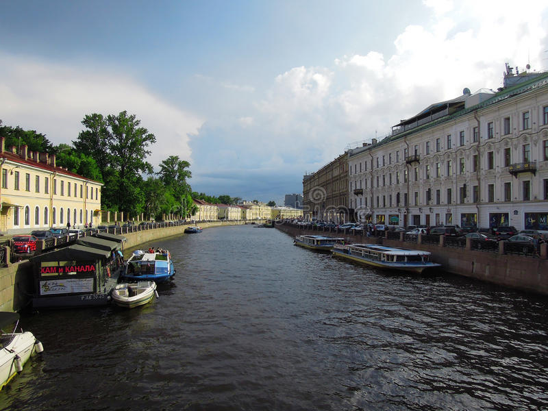 Saint-Petersburg, Russia royalty free stock images