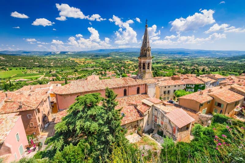 Saint-Saturnin-les-apto Provence, France fotos de stock royalty free