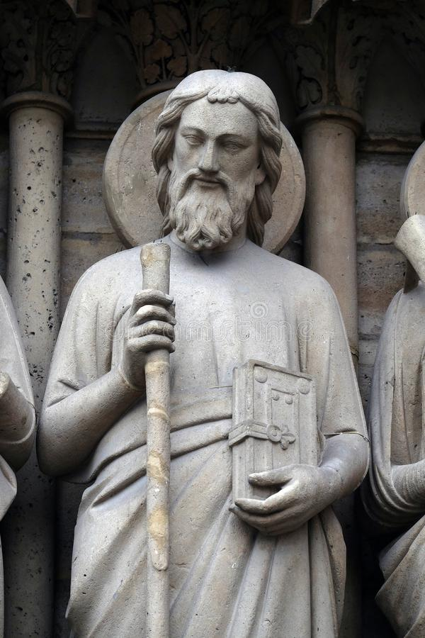 Saint Simon stock images