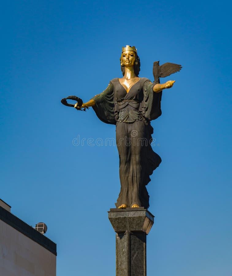 Saint Sofia Monument I stock photo