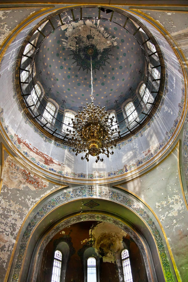 Saint Sofia Russian Orthordox Church Harbin China stock images