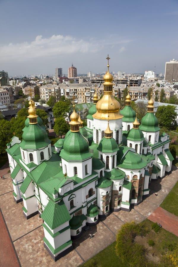 Saint Sophia Cathedral In Kiev. Ukraine Stock Image ...