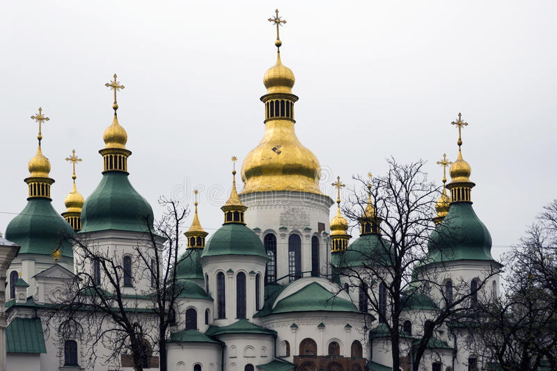 Saint Sophia's Cathedral stock photography