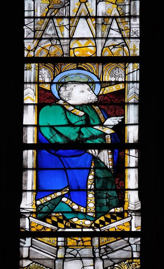 saint thomas royaltyfria bilder