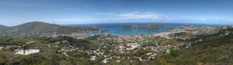 Saint Thomas de la côte images stock