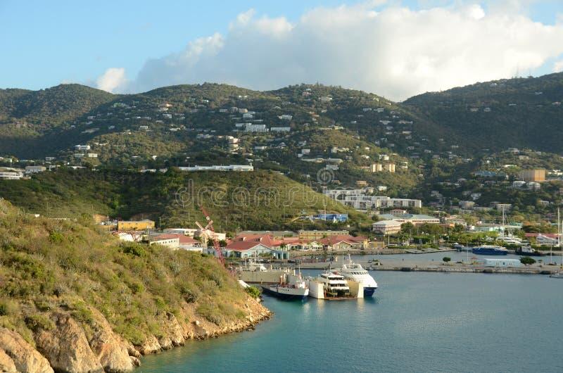 Saint Thomas, US Virgin Islands stock image