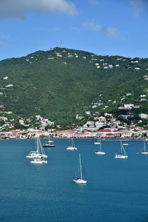 Saint Thomas, US Virgin Islands stock photo