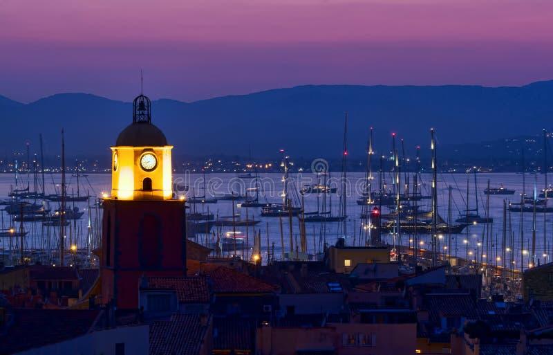 Saint Tropez royalty free stock photography