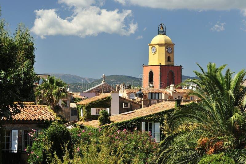 Saint Tropez royaltyfri foto