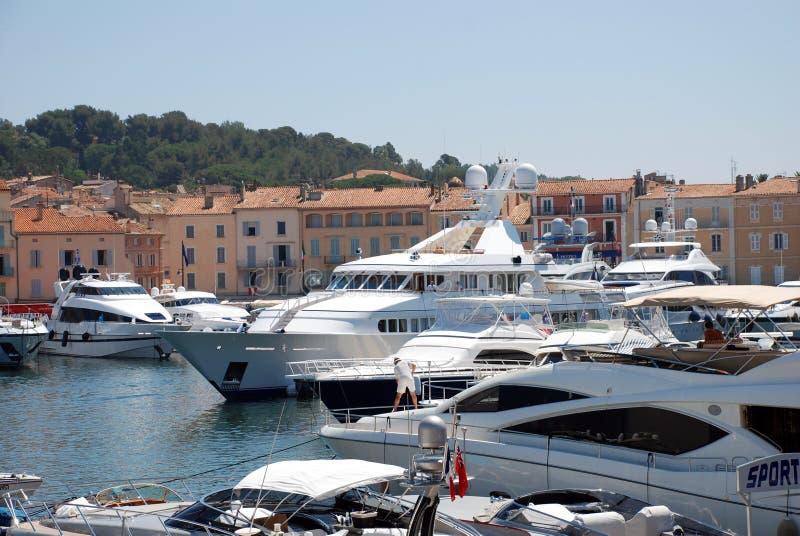 Saint Tropez stock fotografie