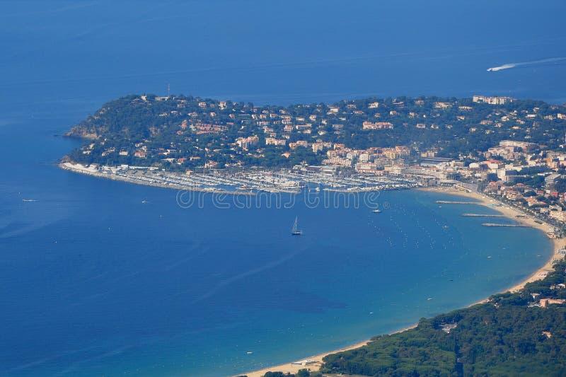 Saint-Tropez lizenzfreie stockfotografie