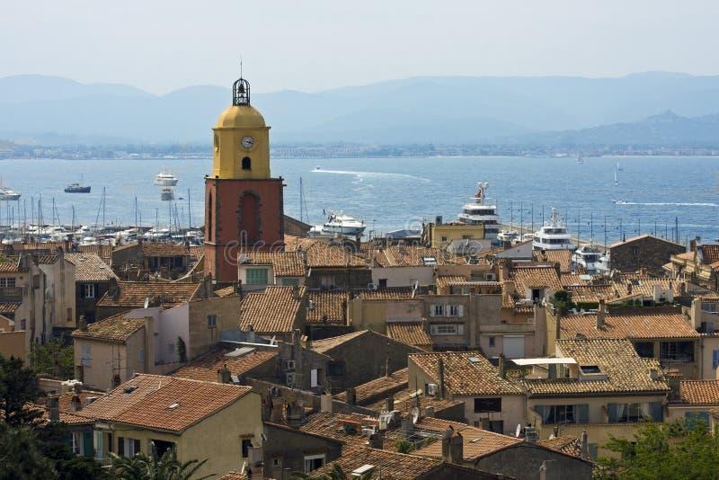 Saint Tropez photos libres de droits