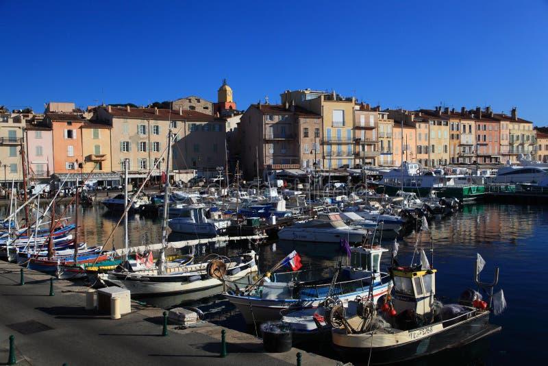 Saint Tropez, France royalty free stock images