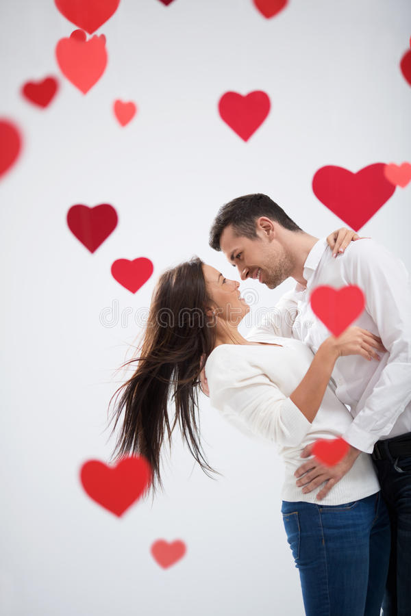 Saint-Valentin photo libre de droits