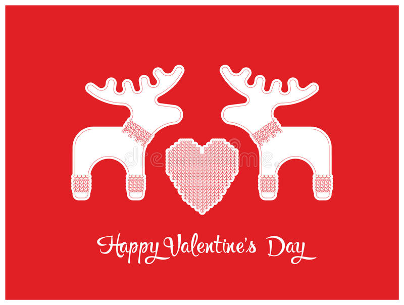 Saint Valentin 1 illustration stock