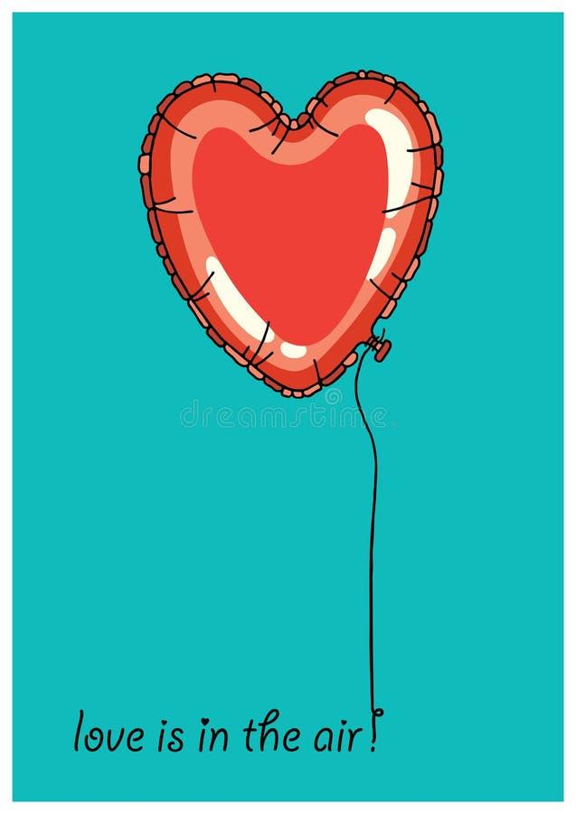 Saint Valentin 6 illustration libre de droits