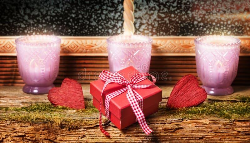Saint-Valentin, anniversaire, photos stock