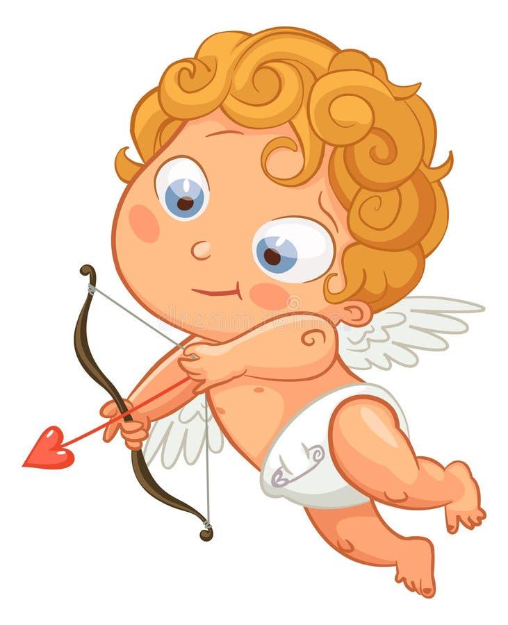 Saint-Valentin heureuse illustration de vecteur