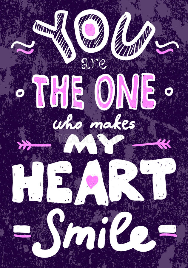 Download Saint Valentine's Typography Vector Illustration. Stock Illustration - Image: 28648392