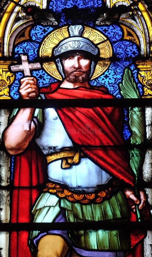 Saint Victor lizenzfreie stockbilder