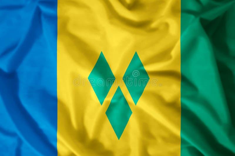 Saint-Vincent-et-les-Grenadines illustration libre de droits