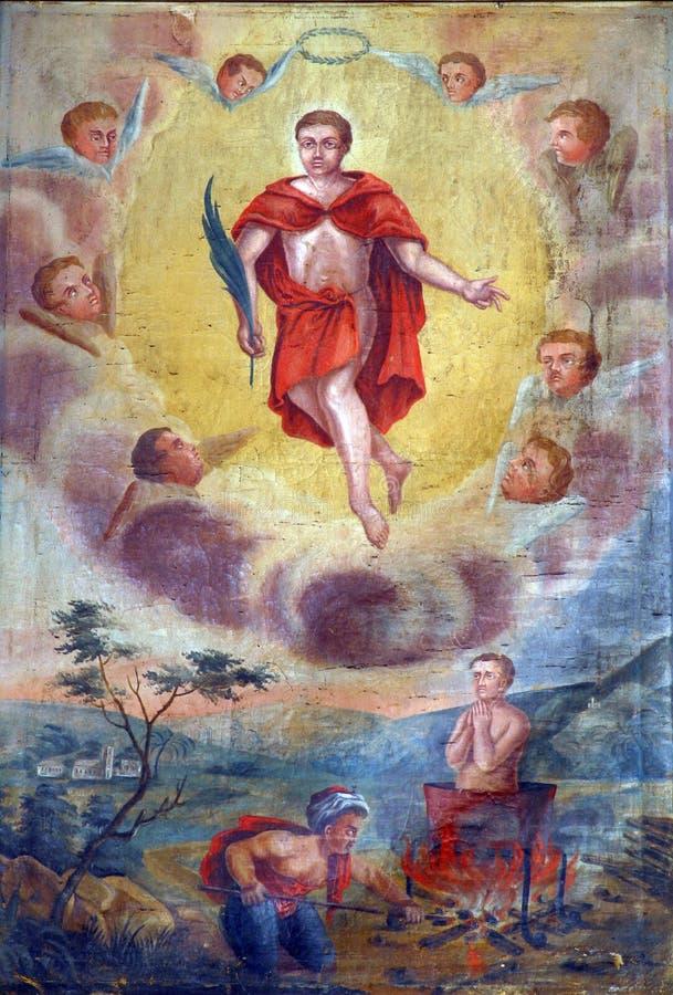 Saint Vitus images libres de droits