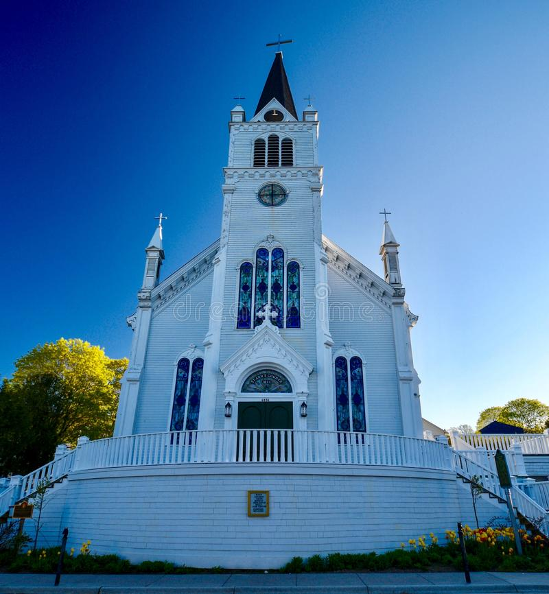 Sainte Anne Church foto de stock royalty free